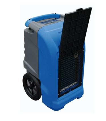 fulldryer fd65 pour professionnel du dégat des eaux, entreprise de nettoyage et chantier . léger et facilement manipulable pour tout déshumidifier