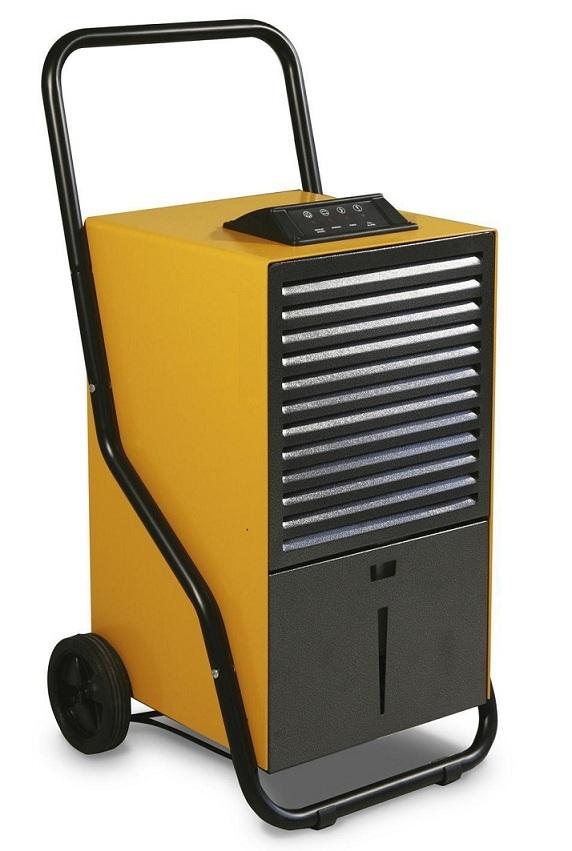 déshumidificateur professionnel secosteelpro 40 pour chantier et dégat des eaux ou parc de location