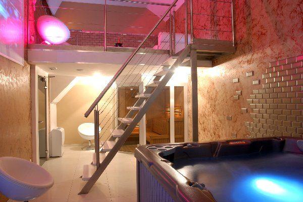 déshumidificateur d'air pour spa et jaccuzzi (jacuzzi) pour réguler l'humidité de l'air