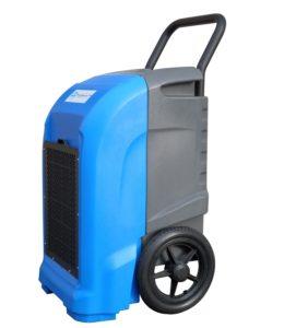 déshumidificateur pro pour mise en location, robuste pour etre emmené sur des chantiers et sinistres