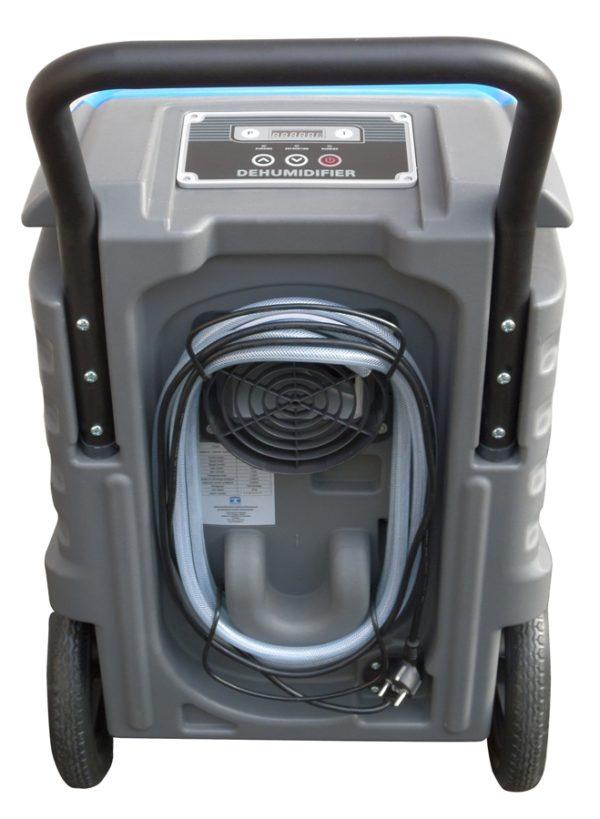 Déshumidificateur professionnel fulldryer fd65 de chantier pour intervention sur sinistre de dégat des eaux ou inondation. idéal pour mise en location sur le parc d'un loueur