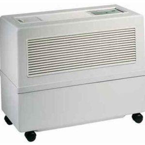 humidificateur à évaporation brune b500 avec télécommande et sonde de commande déportée