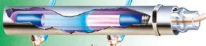 ampoule et tube uv pour htf 500 teddington : stérilisation du réservoir