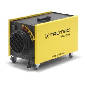 trotec tac1500 purificateur d'air de chantier