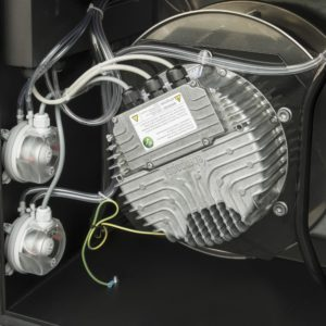 purification professeionnel de chantier trotec tac 6500 pour purification de l'air lors du chantier
