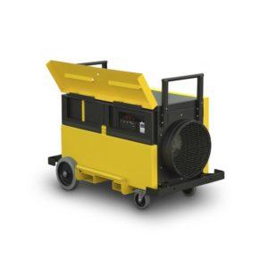 purificateur d'air trotec tac5000 : purificateur d'air professionnel