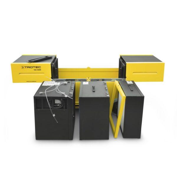 filtres pour purificateur d'air trotec tac5000