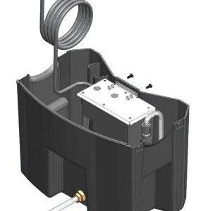 pompe de relevage automatique pour réservoir dantherm cdt