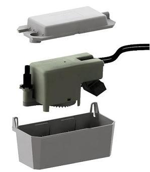 pompe de relevage pour déshumidificateur de chantier ou climatisation