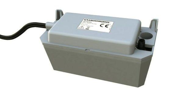 pompe si1830 pour vider le réservoir et relever l'eau d'un déshumidificateur de chantier