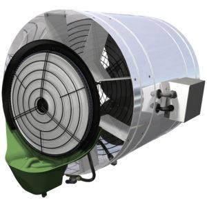 humidificateur inox et brumisateur inox pour entreprise alimentaire vapadisc 6600 inox