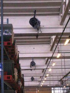 vapadisc 6600 teddington : brumidsateur humidificateur pour entrepot et usine