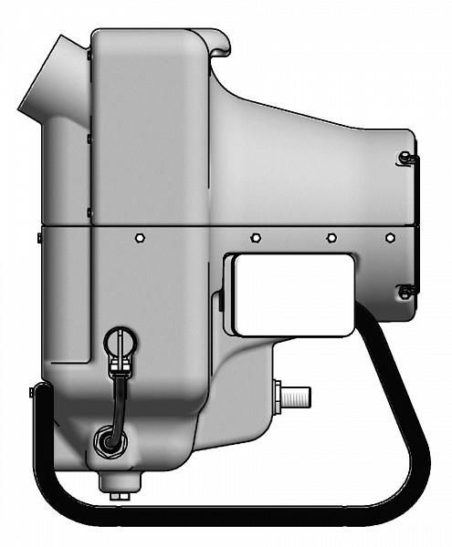 vapadisc p5 teddington rafraichisseur d'air industriel