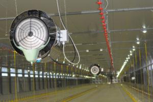 brumisation industrielle et professionnelle pour industrie et entrepot vapadisc 6600 teddington