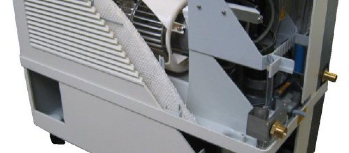 humidificateur professionnel b500 par évaporation d'eau pour reguler le taux d'humidité de l'air